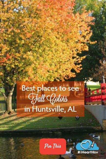 best places to see fall colors best places to see fall colors in huntsville alabama