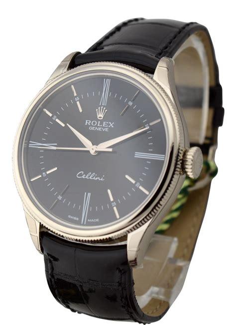 Rolex Cellini Matic 4 50509 blk rolex cellini time essential watches