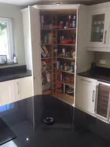 Wren Kitchen Design 1000 ideas about corner pantry on pinterest pantries