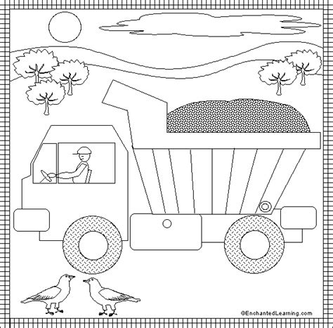 coloring pages mail truck mail truck page coloring pages
