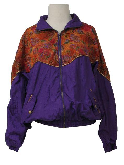 avait 1990s vintage jacket 90s avait womens purple