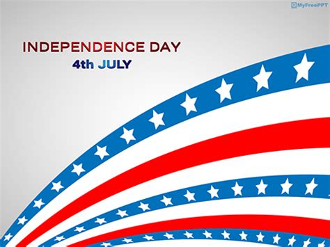 patriotic powerpoint templates free free 4th of july powerpoint templates myfreeppt