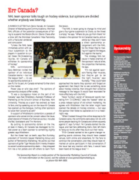 Hockey Release Letter Published Media Trevor Turnbull