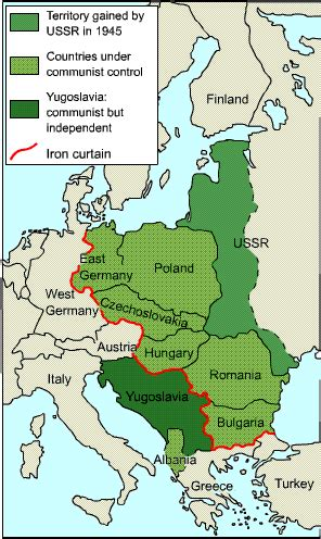 the iron curtain in europe refers to 301 moved permanently