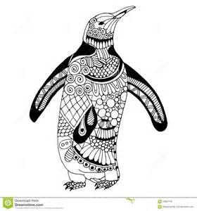 Illustration de pingouin illustration de vecteur image
