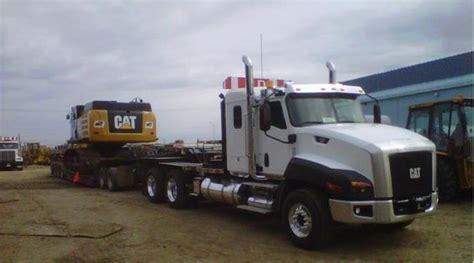sleeper cab cat ct660 vehicles inspirations big rig
