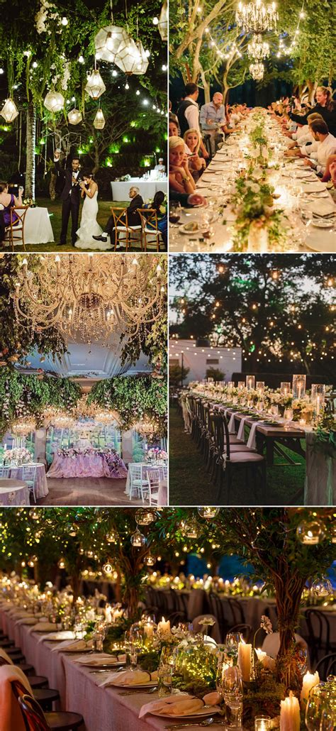 Wedding Reception Theme Ideas by 32 Decoration Ideas To Create A Magical Tale