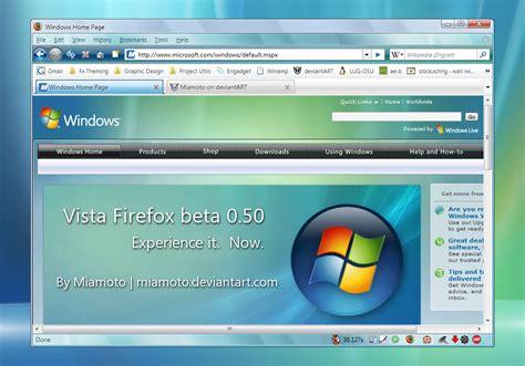 where are mozilla themes stored vista firefox beta 0 50 by miamoto on deviantart