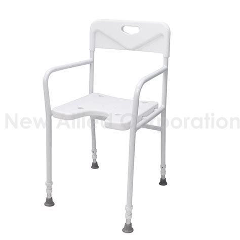 Hiv Stool Color by New Allied Corporation Products Bath Chair Stool