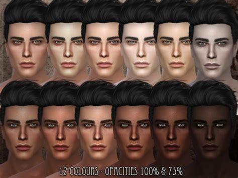 Home Decor Doors the sims resource r skin 4 male by remus sirion sims 4
