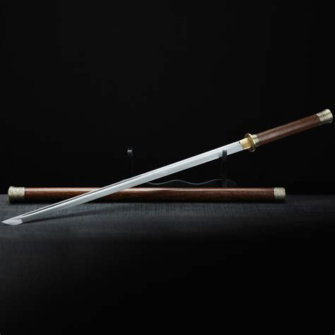 Handmade Japanese Katana - katana handmade forge high carbon steel samurai sword with