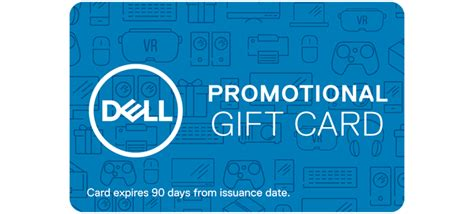 Dell Promotional Gift Card - dell gift cards dell united states