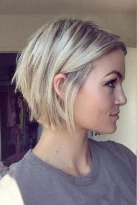 haircut half inch touching ears 2018 frisuren frauen