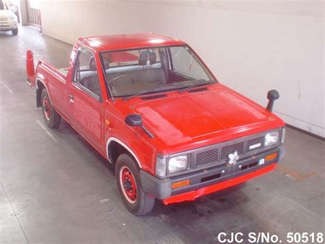 nissan datsun 1990 1990 nissan datsun truck for sale stock no 50518