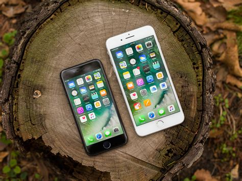 iphone 7 plus size apple iphone 7 plus vs iphone 7 is apple s larger handset worth it phonearena