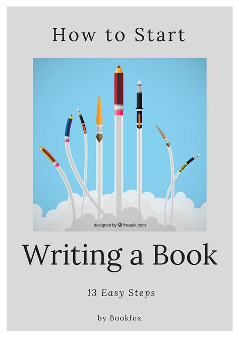 How To Start An Essay About A Book by How To Start Writing A Book In 13 Easy Steps Bookfox