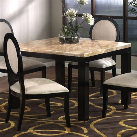 square dining room table for 4 10 charming square dining table ideas to glam up your home