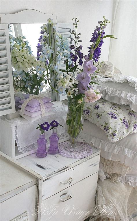 shabby chic purple bedroom shabby chic shabby style