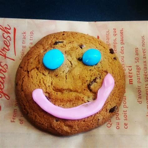 Smile Cookies tim horton s smile cookie reviews in baked goods
