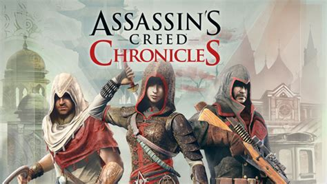 Murah Ps4 Assassin S Creed Chronicles ubisoft assassin s creed chronicles