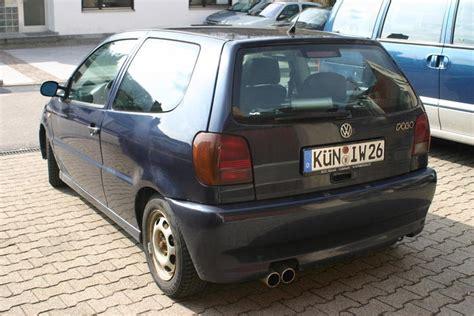 Auto Polieren Gut Oder Schlecht by Kratzer Im Lack Polo 6n 6n2