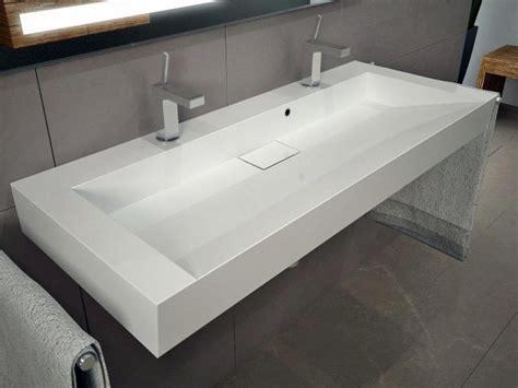 waschbecken badezimmer 120cm waschbecken waschtisch doppelwaschbecken mit