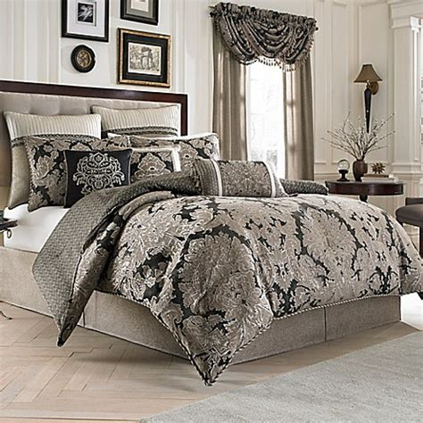 online bedding stores croscill 174 augusta reversible comforter set bed bath beyond
