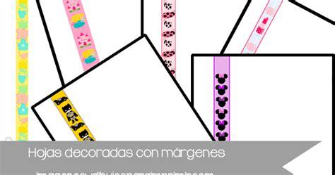 decorar hojas de block bordes para decorar hojas nuevas im 225 genes imagenes