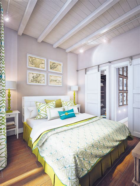 white and green bedroom house interior designs blue and yellow home decor