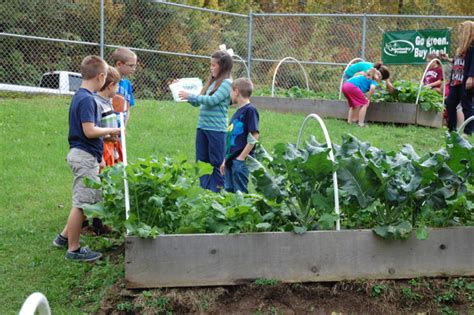 Learning Gardens by Growing School Gardens In Winter