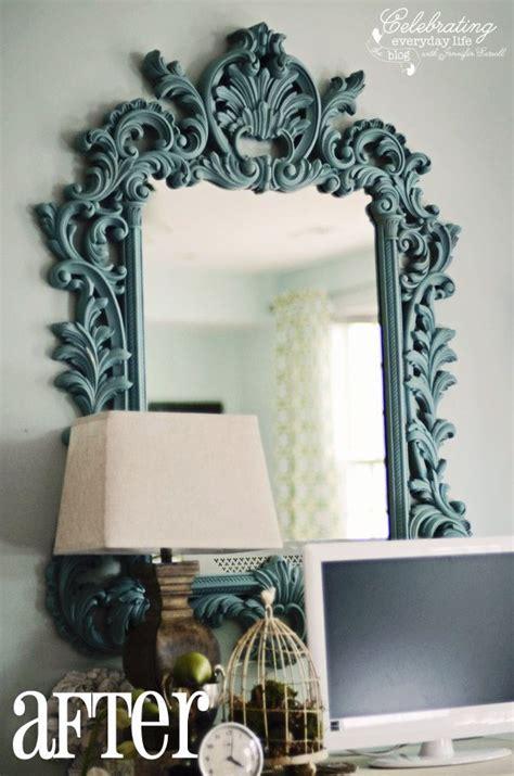 painting chalkboard on mirror 17 best ideas about chalk paint mirror on
