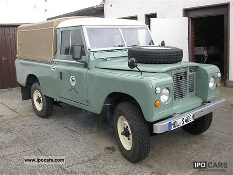1970 toyota land rover 1970 land rover leyland defender 2 car photo and specs