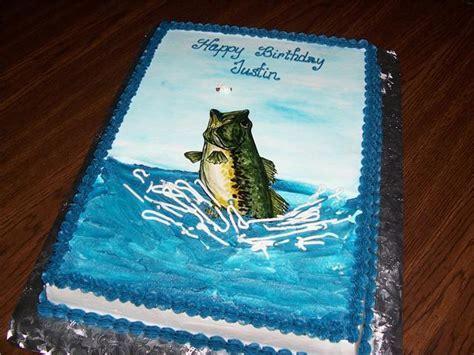 Big Bass   Cake Decorating Community   Cakes We Bake