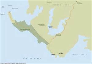 maps of tofino bc columbia maps