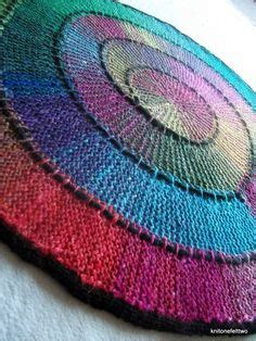 Knitting A Rug by Knitted Rugs The Rainbow Yarn
