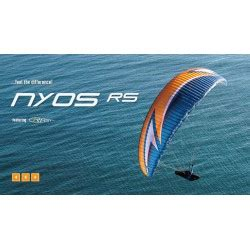 swing nyos rs swing boutique parapente