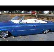 1963 Ford Galaxie 500xl Lowrider  YouTube