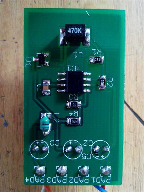dc dc converter electronics lab