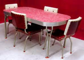 Retro dining table and chairs style latest on tables and chairs