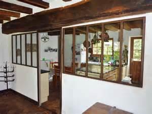 Baie Vitree Interieure Type Atelier