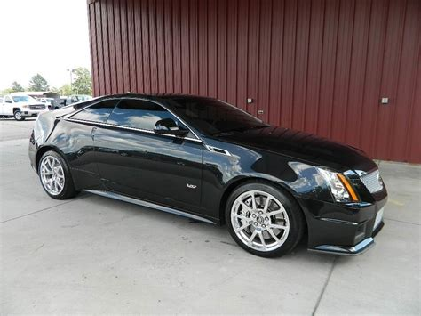 Two Door Cadillac Cts by 2013 Cadillac Cts V Coupe 2 Door Ebay