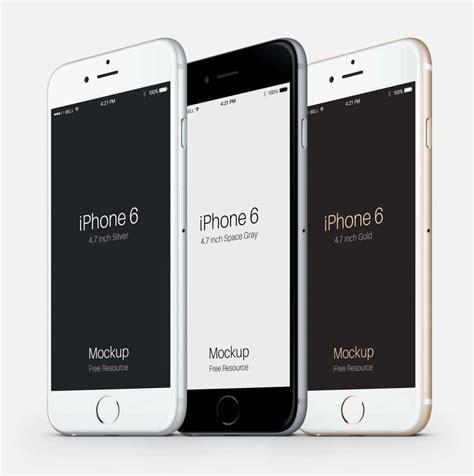 iphone  mockup design templates psd ai sketch