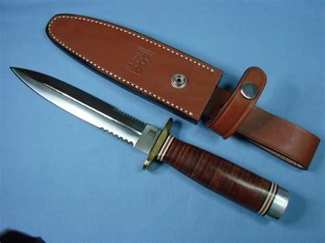 sog dagger sog knives collectors desert dagger leather