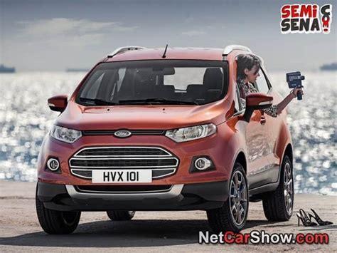 Aksesoris Bantal Mobil Ford Ecosport Hitam kelebihan dan spesifikasi ford ecosport terbaru