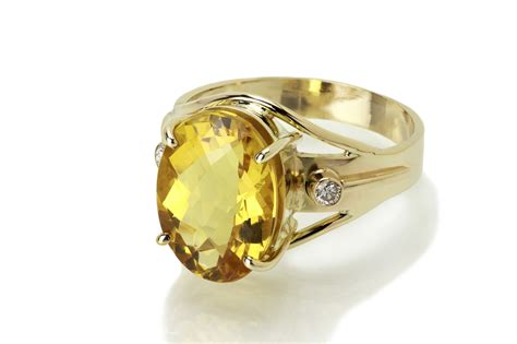 Findyello November Birthstone Topaz And Citrine
