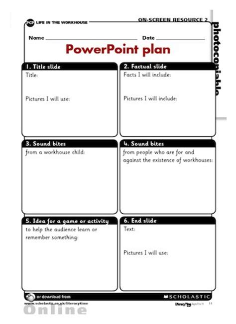 powerpoint tutorial ks2 my life in the workhouse powerpoint plan free primary