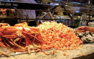 seafood buffet price list of buffets in las vegas