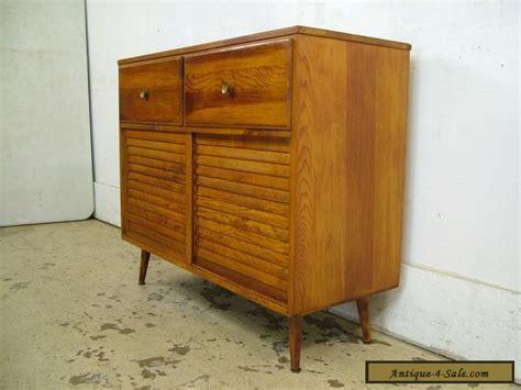 mid century danish record cabinet vintage 1950s mid century danish modern retro sliding door
