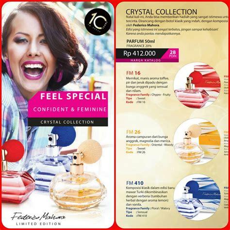 Parfum Wanita Federico Mahora Fm 413 Manis For dunia aroma perfume by federico mahora