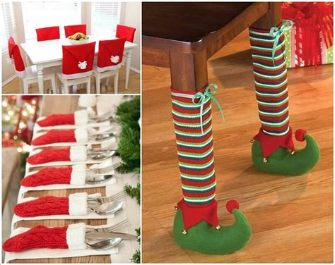 here you go for cool christmas table decor ideas